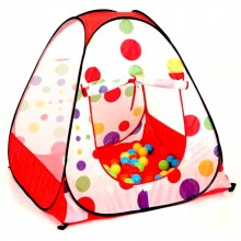 Portable Foldable Kids Play Tent For Indoor And Outdoor