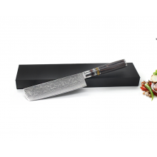 67 Layers Raindrops Pattern Damascus Kitchen Knife Vegetables Knives