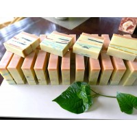Homemade Rice Bran And Various Oil Soap Bar 160gram