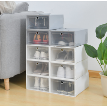 Large Stackable And Foldable Shoes Box Shoes Racks Kotak Kasut Rak Kasut Rak Kasut Murah