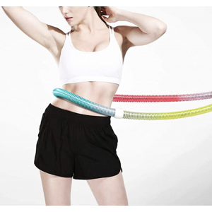 Fitness Exercise Soft Spring Hula Hoop Multipurpose Exercise Spring Hoop