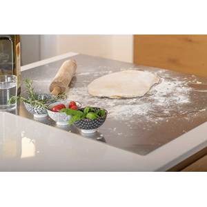 [Large] 304 Stainless Steel Pastry Board Cutting Baking Mat for Dough Pastry Rolling Mat Kneading Board Papan Canai